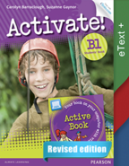 Activate! B1 eText+