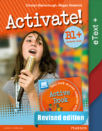 Activate! B1+ eText +
