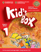 Kid's Box Upd 1 Pupil's Book