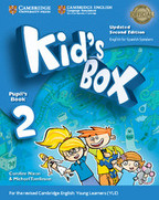 Kid's Box Upd 2 Pupil's Book