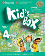 Kid's Box Upd 4 Pupil's Book