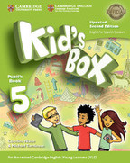 Kid's Box Upd 5 Pupil's Book