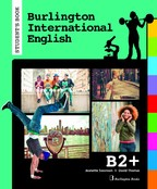 Burlington International English B2+