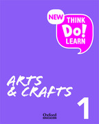New Think Do Learn Arts and Crafts 1 - Module 1