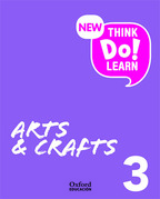 New Think Do Learn Arts and Crafts 3 - Module 1 - National Edition