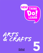 New Think Do Learn Arts and Crafts 5 - Module 1 - National Edition