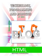 Technology, Programming and Robotics 2º ESO - Project INVENTA