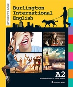 Burlington International English A2 Student Book