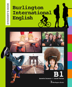 Burlington International English B1 Student Book