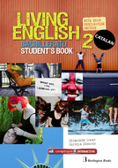 Living English 2 BACH Cat Student Book