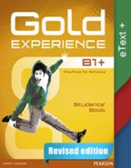 Gold Experience B1+ - eText+