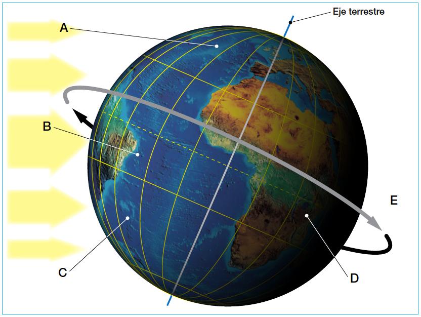1 El planeta Tierra  Geografa e Historia 1 ESO ANAYA ON