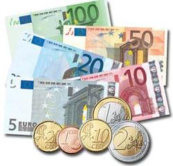 Resultado de imagen de EUROS MONEDAS Y BILLETES