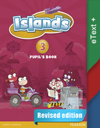 Islands 3 - eText + OK