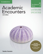 Academic Encounters Listening and Speaking Level 1
