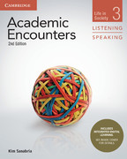 Academic Encounters Listening and Speaking Level 3