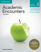 Academic Encounters Listening and Speaking Level 4