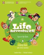 Life Adventures 1  Activity Book (SCORM)