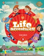 Life Adventures 3 Pupil's Book (SCORM)