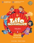 Life Adventures 3 Activity Book (SCORM)
