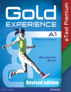 Gold Experience A1 eText Premium