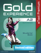 Gold Experience A2 eText Premium