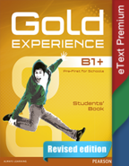 Gold Experience B1+ eText Premium