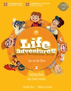 Life Adventures 2 Activity Book (SCORM)