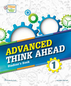 Advanced Think Ahead 1 Student's Book