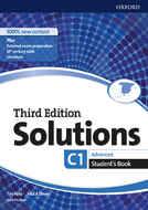Solutions 3e Advanced Student's Book
