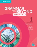Grammar and Beyond Essentials Level 1