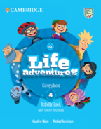 Life Adventures 4 Activity Book (SCORM)