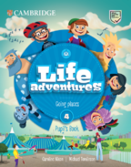 Life Adventures 4 Pupil's Book (SCORM)