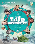 Life Adventures 6 Pupil's Book (SCORM)