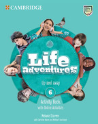 Life Adventures 6 Activity book (SCORM)
