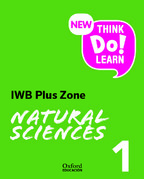 New Think Do Learn Natural Sciences Primary 1 IWB PlusZone (Andalusia Edition)