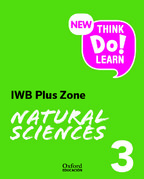 New Think Do Learn Natural Sciences Primary 3 IWB PlusZone (Andalusia Edition)