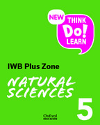 New Think Do Learn Natural Sciences Primary 5 IWB PlusZone (Andalusia Edition)