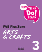 New Think Do Learn Arts & Crafts 3 IWB Plus Zone (Gratuity Edition)