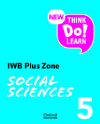 New Think Do Learn Social Sciences Primary 5 IWB PlusZone (Andalusia Edition)