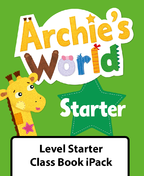 Archie's World Level Starter Class Book iPack