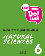 New Think Do Learn Natural Sciences 6. Interactive Digital Class Book (Special National Edition)