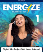 Energize Digital Student's Book 1 Demo