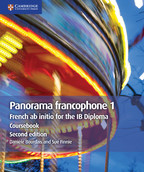 Panorama Francophone: Year 1, 2nd ed.