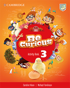 Be Curious 3 Activity Book (SCORM)