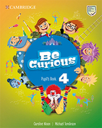 Be Curious 4 Pupil's Book (SCORM)