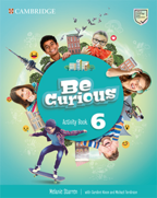 Be Curious 6 Activity Book (SCORM)
