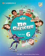 Be Curious 6 Pupil's Book (SCORM)