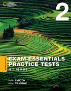 Exam Essentials B2 First Practice Tests 2 wo Key