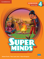 Super Minds 2ed Level 4 Student's Book